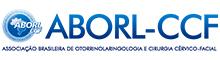 Logo Associação Brasileira de Otorrinolaringologia e Cirurgia Cérvico-Facial